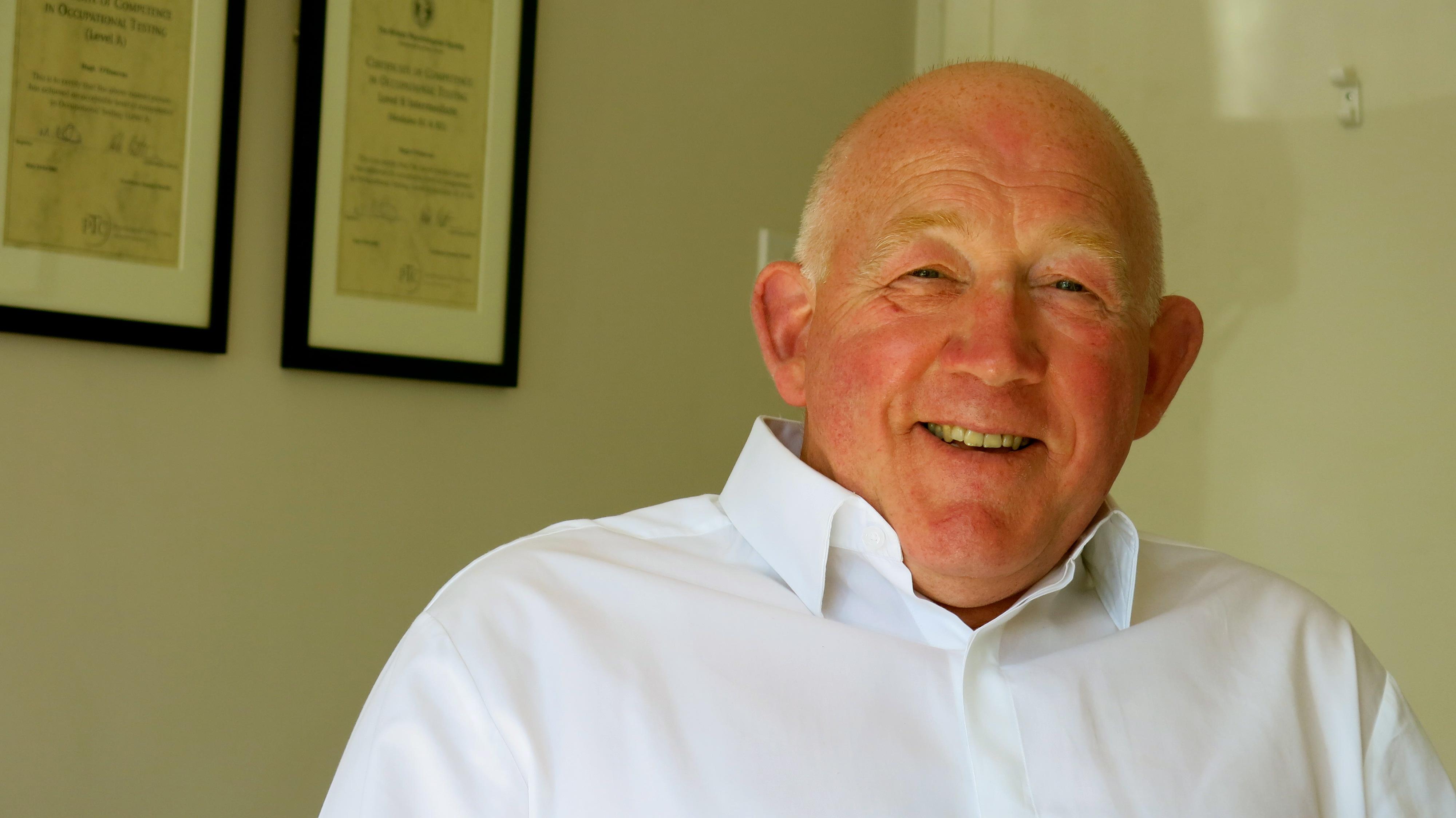 Hugh O Donovan