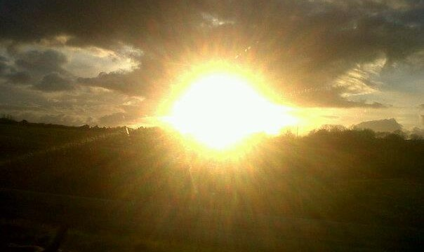 The Sun in Kerry